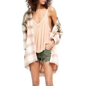 NWT Free People Crush On You Tank Size S